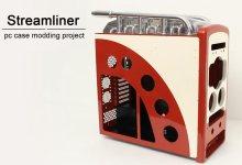 Aio's Streamliner Case mod