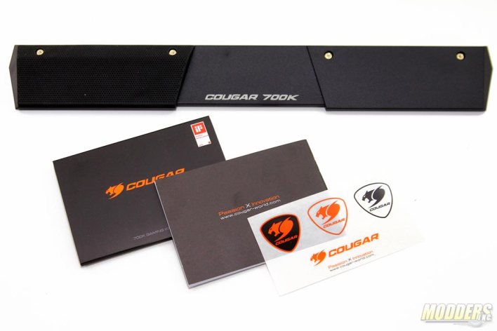 Cougar K700 Accessories