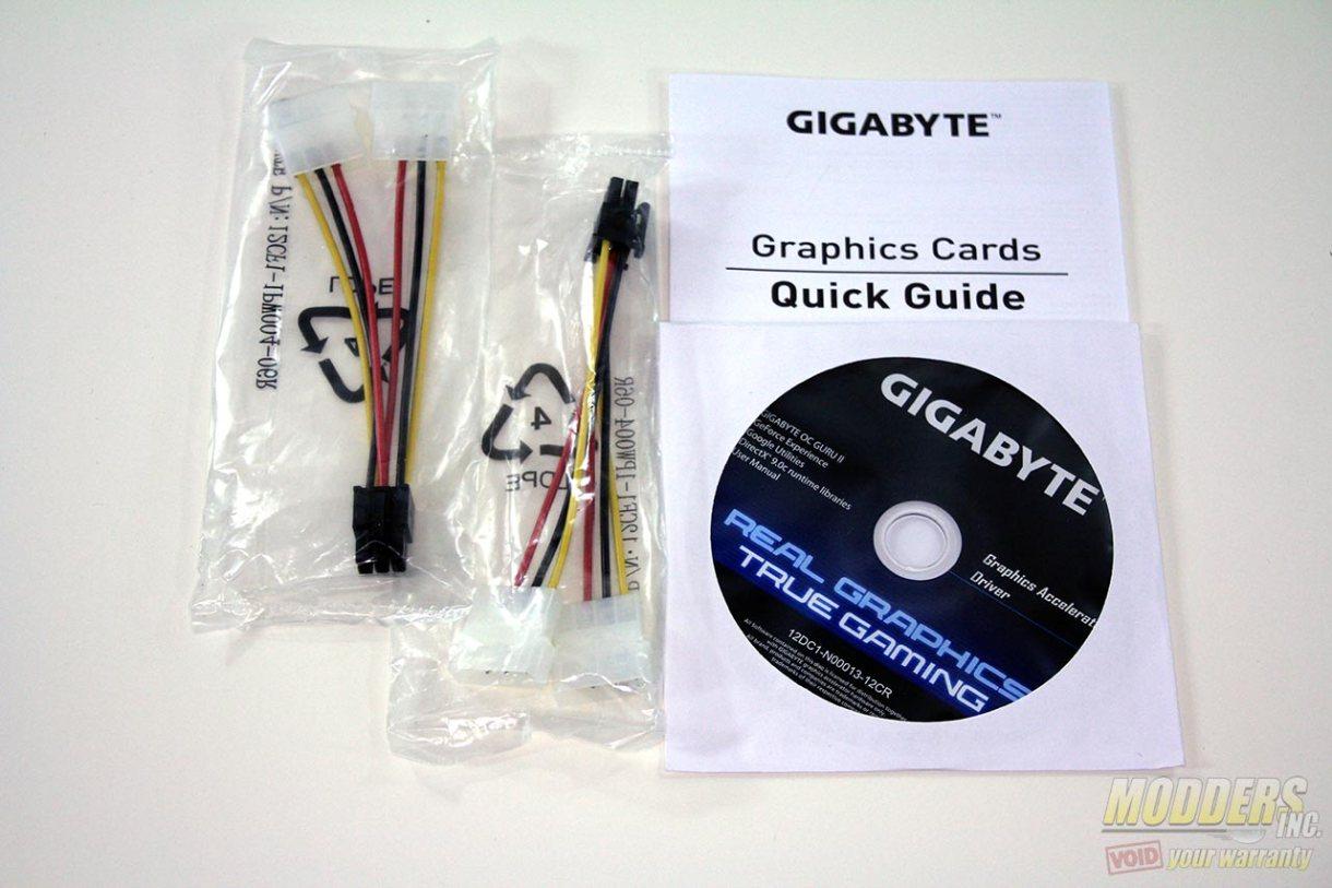 Gigabyte GTX 960 G1 Gaming Video Card Accessories