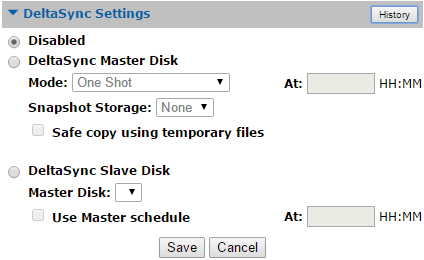 High-Rely-DeltaSync-Settings