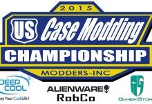 US Case Modding Championship at QuakeCon 2015