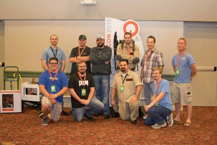 The 2015 US Case Modding Championship Winners