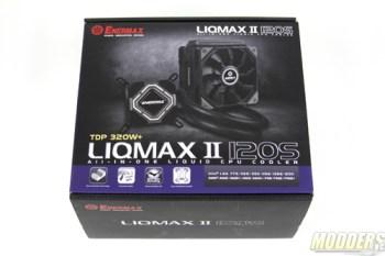 Enermax Liqmax II 120s