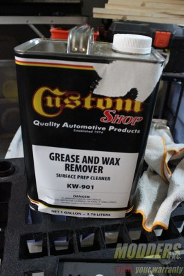 Grease and Wax Remover