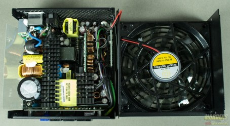 SFX-L 500 Internal Overview
