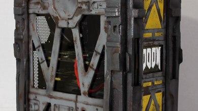Photo of DOOM 2016 Case Mod by Dewayne Carel