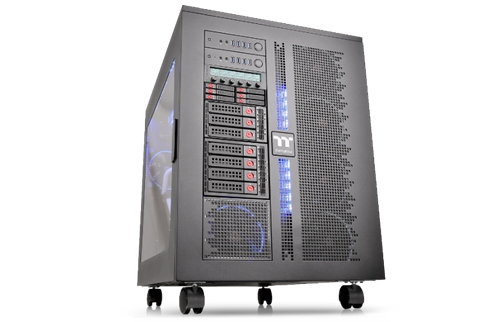 Thermaltake TT Premium Core W200 Super Tower Chassis_1
