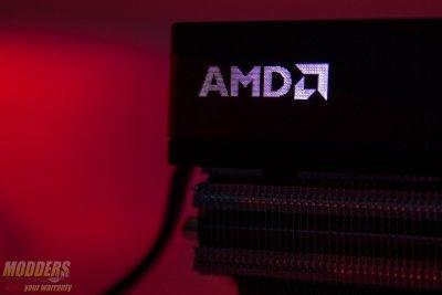 AMD Wraith Cooler LED