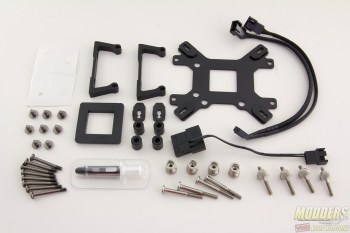Silverstone TD02-E Accessories