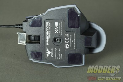XM8-Mouse Bottom