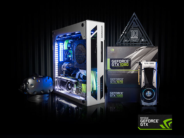 NVIDIA Order of 10