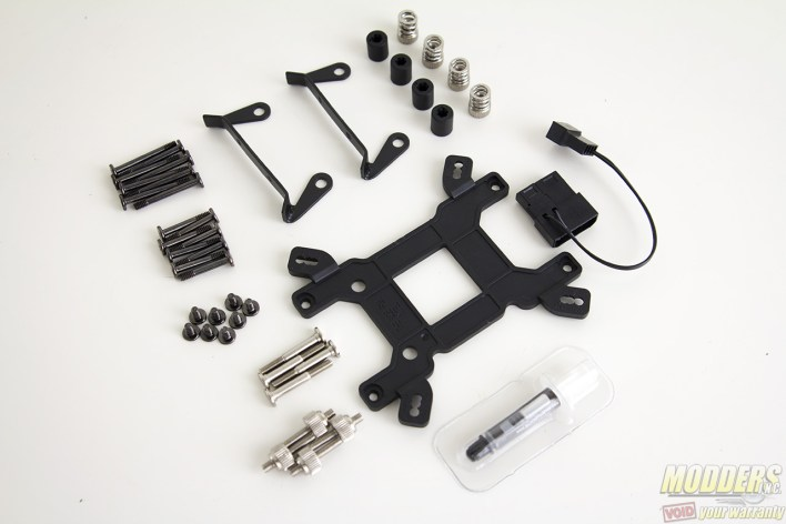 Silverstone TD03-Slim Accessories