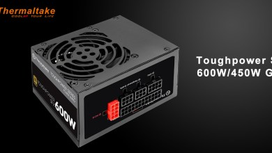 Thermaltake Toughpower SFX Gold Series PSU