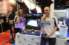 """Stefan Ulrich & Kathrin Diederich - """"Arcade Dragon"""" - 2nd Place CaseCons Category"""