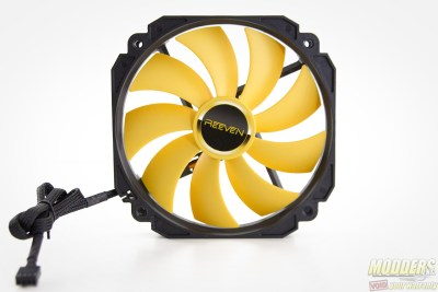 Reeven Coldwind 12 and Coldwind 14 Fans