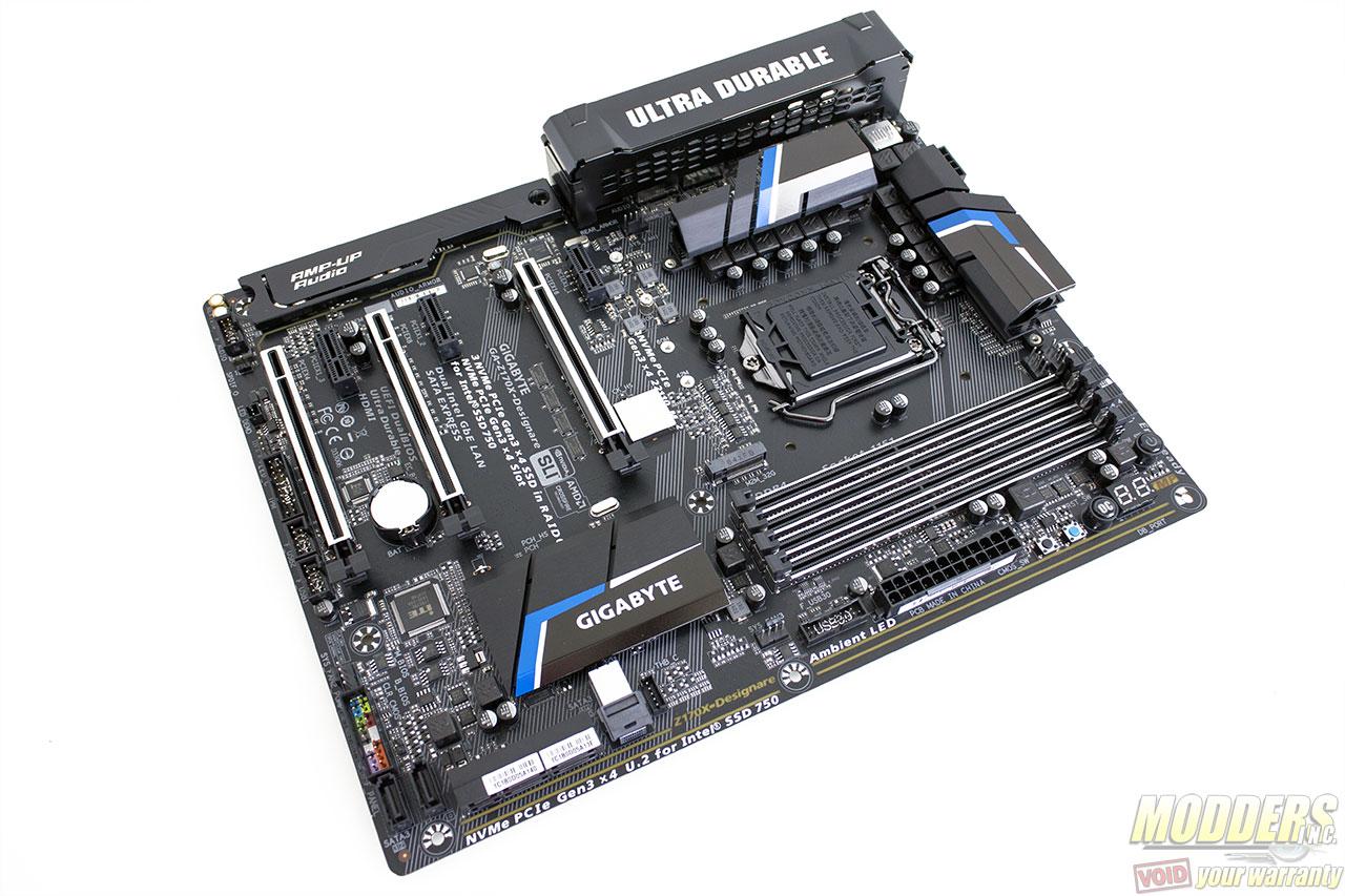 Gigabyte GA-Z170X-Designare Intel LAN Windows 8 X64