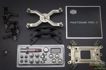 CM MasterAir Pro 3 Accessories