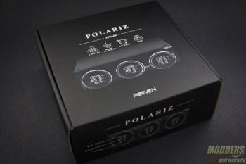 Reeven Polariz Fan Controller