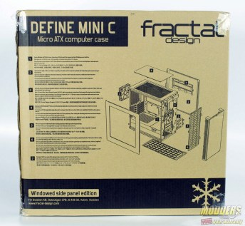 Fractal Design Define Mini C