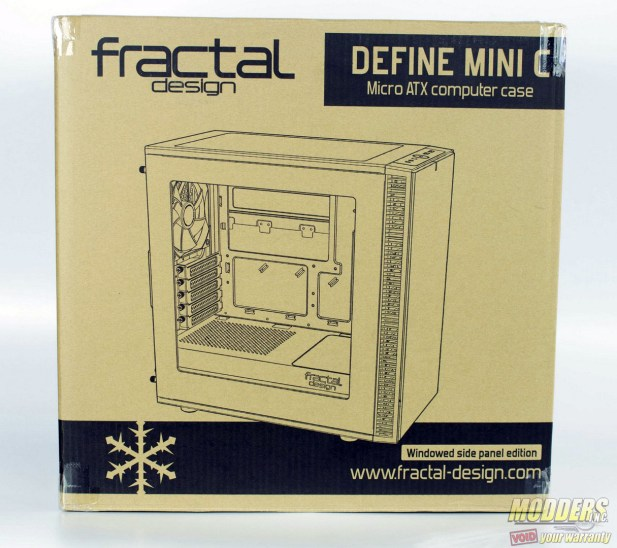 Fractal Design Define Mini C