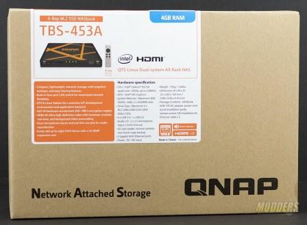 QNAP TBS-453A