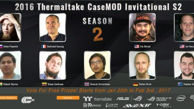 2016 Thermaltake CaseMOD Invitational