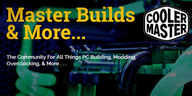 Cooler Master Master Builds