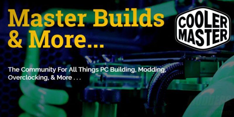 Cooler Master Master Builds