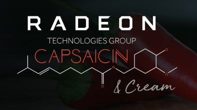 AMD to Host 2nd Capsaicin Live Event at GDC 2017