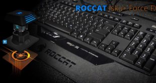 Roccat's Analog Keys on the ISKU+ FORCE FX Keyboard is a Game Changer