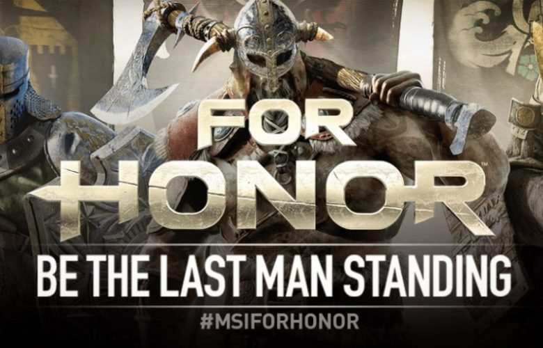 CM and MSI Giving Away For Honor Game Codes Plus Hardware