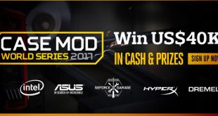 Cooler Master Case Mod World Series 2017 Registration Now Open