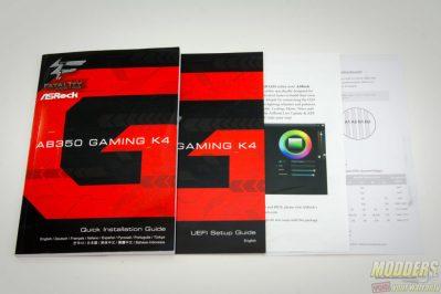 ASRock AB350 Gaming K4 Motherboard Review