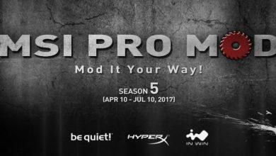 MSI Pro Mod Season 5