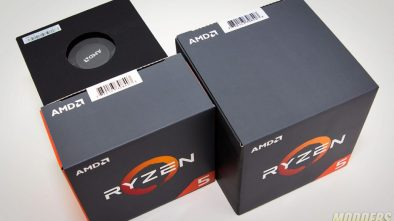 AMD R5 1600X and R5 1500X AM4 CPU Review