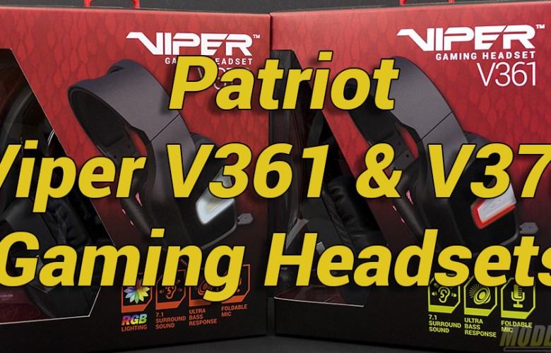 Viper V361 & V370