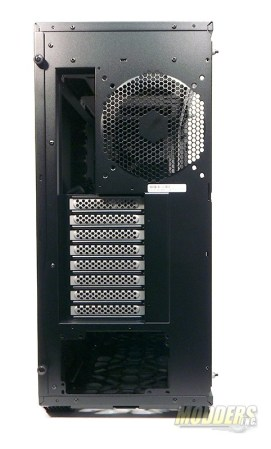 IN WIN 509 Full Tower Gaming Chassis Rear