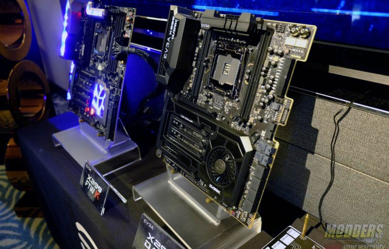 EVGA Motherboards Primed for X299 @ Computex 2017