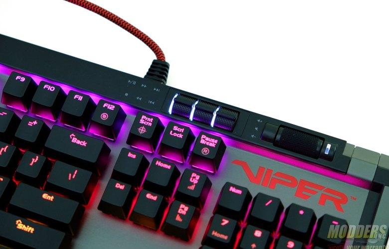 Patriot Viper V770 Keyboard Review
