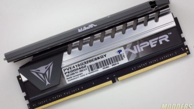 Patriot Memory Announces Full AMD Ryzen DDR4 Compatibility List