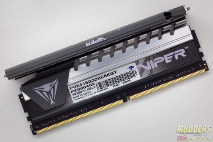 Patriot Memory Announces Full AMD Ryzen DDR4 Compatibility List