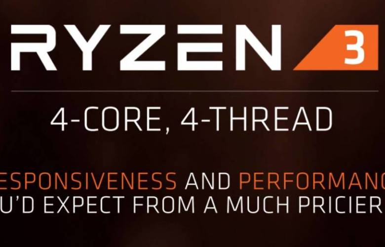 AMD Ryzen 3 Processors Released
