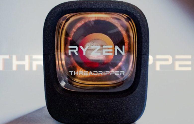 AMD Ryzen Threadripper CPUs Available August 10