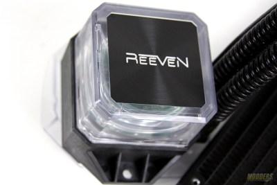 Reeven Naia 240 AIO Cooler Review