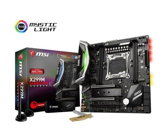 MSI X299M
