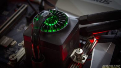Deepcool Captain 240EX RGB AIO CPU Cooler Review