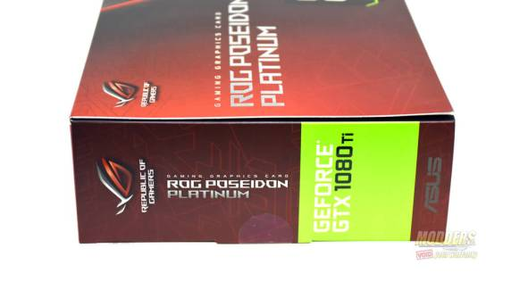 ASUS Poseidon GTX 1080 Ti Video Card