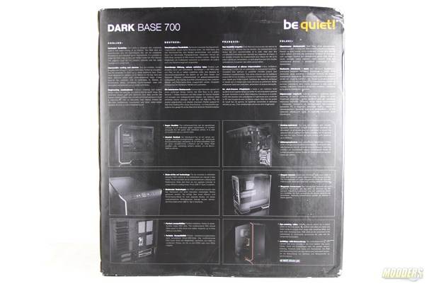 be quiet Dark Base 700