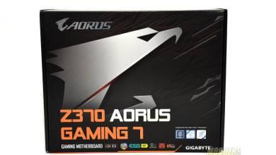 z370 aorus gaming 7 motherboard