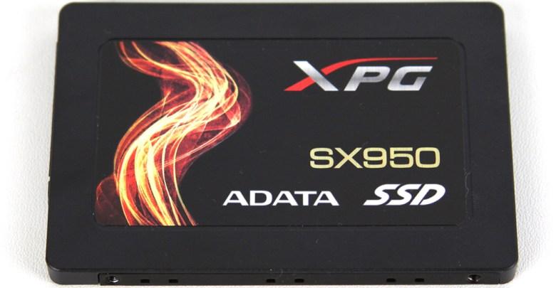SX950 SSD Review